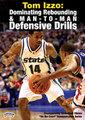 Tom Izzo: Dominating Rebounding & Man-to-Man Defensive Drills