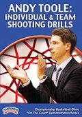 Andy Toole: Individual and Team Shooting Drills