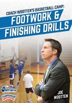 Coach Wootten's Basketball Camp: Footwork and Finishing Drills