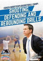 Coach Wootten's Basketball Camp: Shooting, Defending and Rebounding Drills