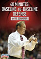 40 Minutes Baseline-to-Baseline Defense by Vic Schaefer