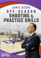 Jamie Dixon: Off-Season Shooting & Practice Drills